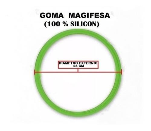 goma de olla de presión magifesa 100% silicon