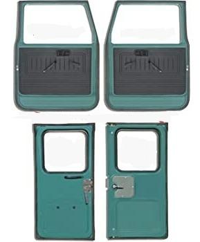 goma de puertas y compuerta toyota fj40 kit completo