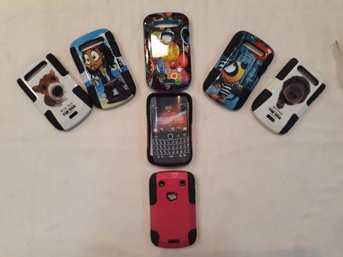 goma doble blackberry 9900