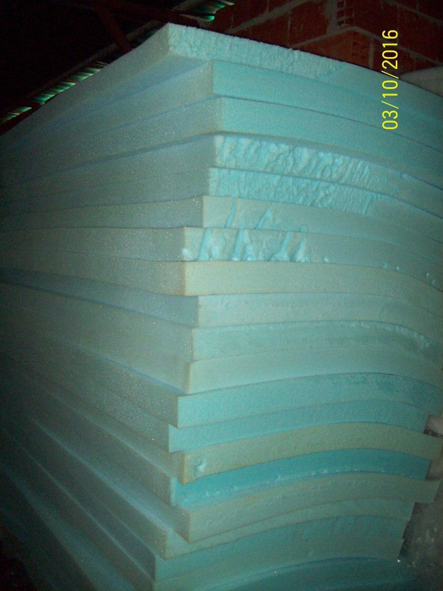 Goma espuma azul de 1x2 mts de 1 2 pulgada bs for Jm decoracion granada