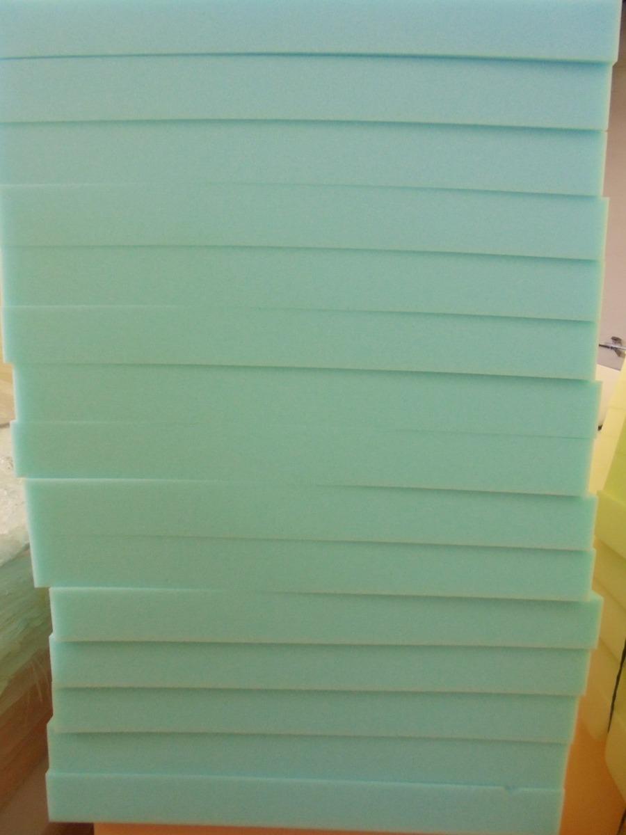 Goma Espuma Cortes A Medida Soft 50cmx50cmx10cm 270 00 En  # Muebles De Hule Espuma