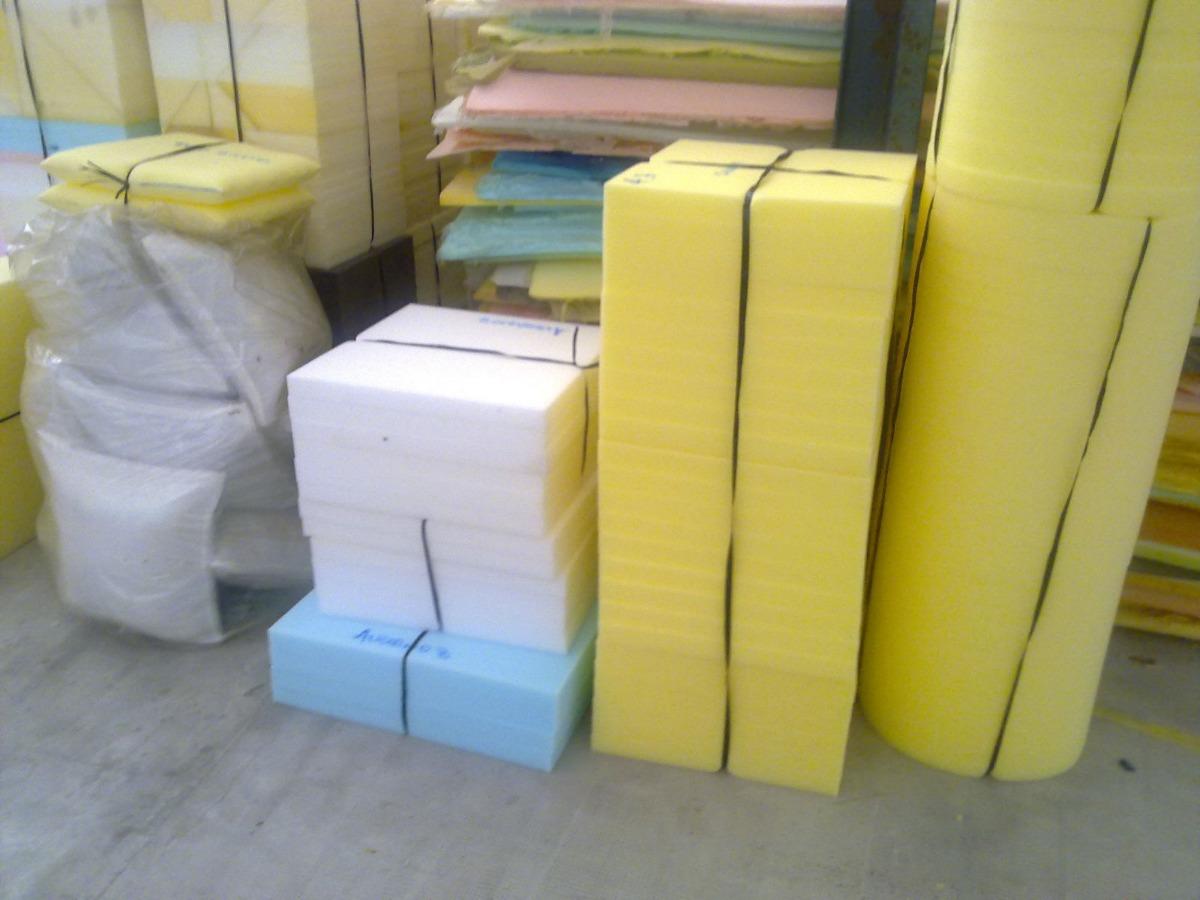 Goma Espuma Placas 108 00 En Mercado Libre # Muebles De Hule Espuma