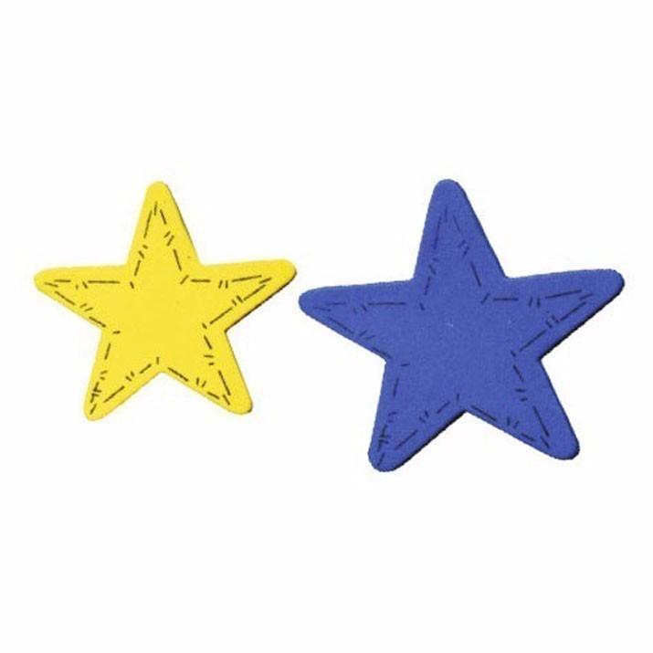945ced61db1 Goma Eva Adix Estrellas De Goma Eva Adhesiva Unidad -   1.390 en ...