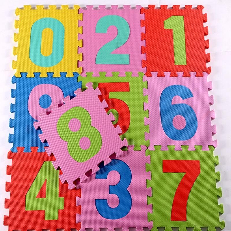 cd2e0d5b475 goma eva alfombra numeros niños 50 cuadros 30x30   n ofertas. Cargando zoom.