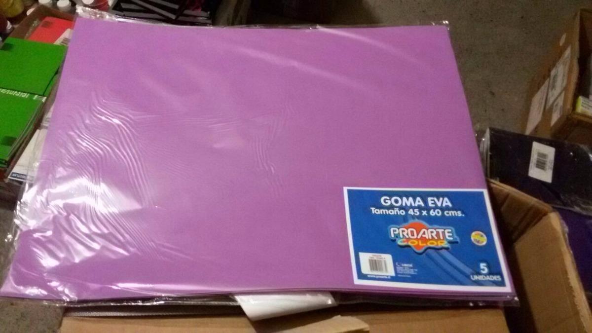 db3c7739c59 Goma Eva Para Manualidades.pliego 40x60. -   1.500 en Mercado Libre