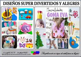31c10562bf6 Planchas De Goma Eva Estampada en Mercado Libre Uruguay