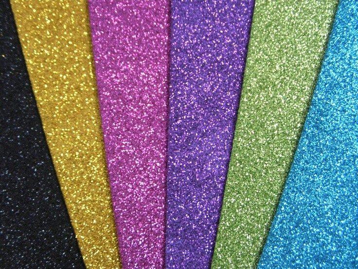 d4832e225c2 Goma Eva Super Glitter (con Brillo) 40 X 60 X 20 Unidades -   800