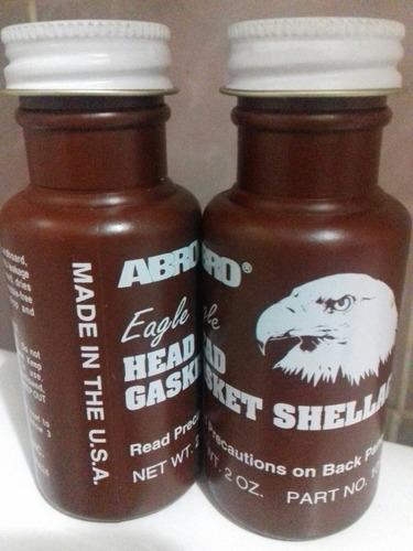 goma laca marca eagle original usa ideal para empacaduras