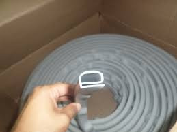 goma o empacadura para puerta de cava cuarto