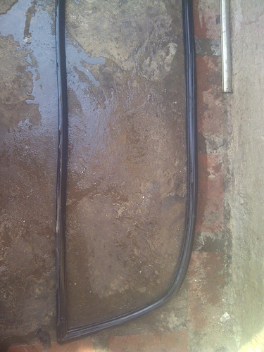 goma para parabrisas  chevrolet  silverado 94