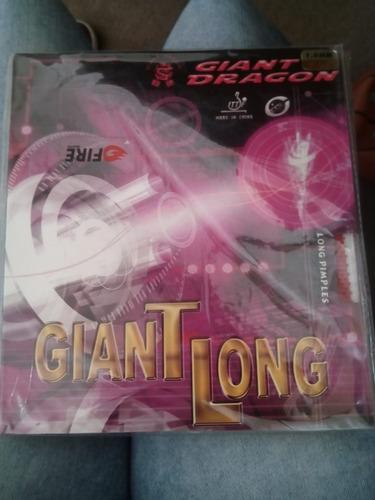 goma para raqueta de ping pong giant long 2.0mm