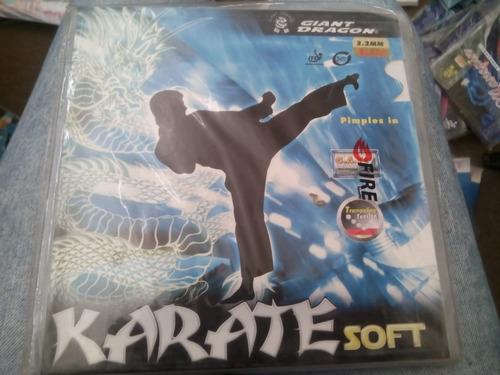 goma para raqueta de ping pong karate