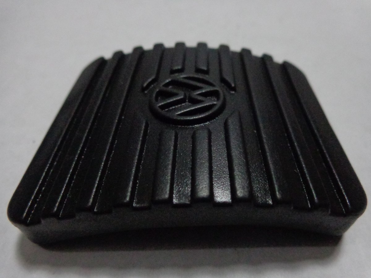 054850de5 goma pedal original vw sedan clutch freno vocho brasilia. Cargando zoom.