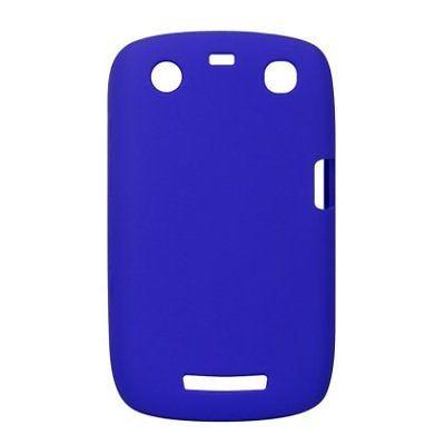 goma silicona piel gel funda para blackberry curve 9350 9360