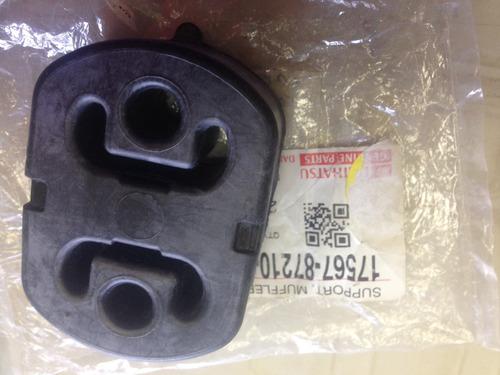 goma soporte silenciador terios 2002-2007 original