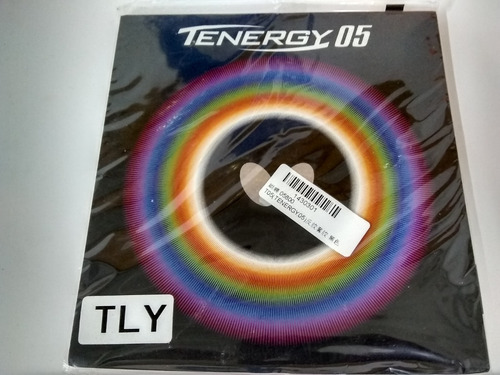 goma tenis de mesa butterfly tenergy (85vrds).