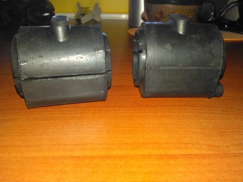 gomas barra estabilizadora delantera ford fiesta power/max