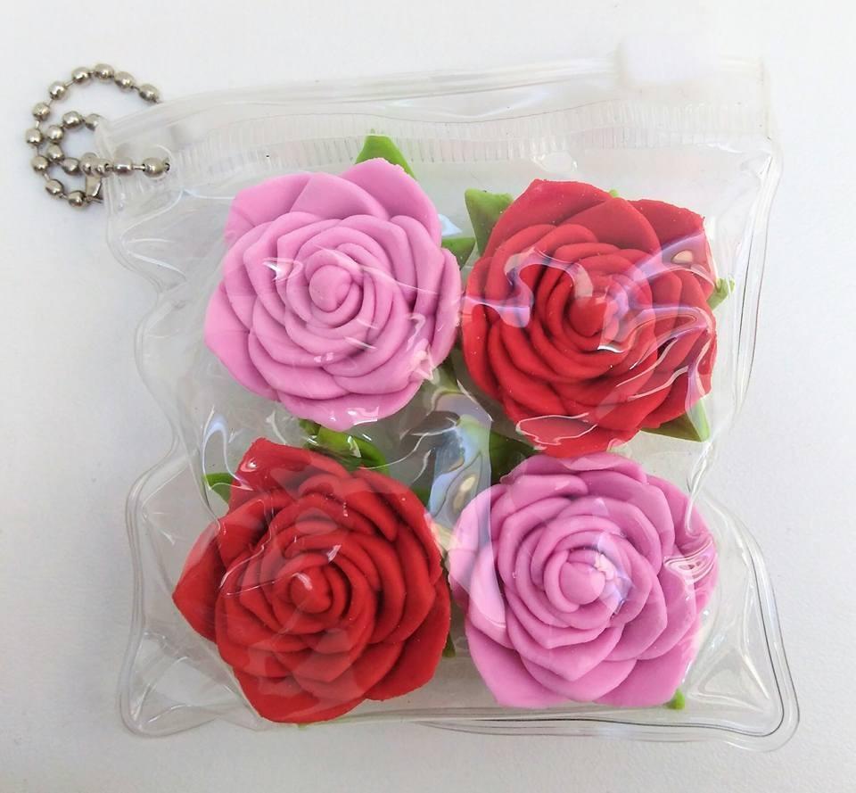 Gomas De Borrar Flowers
