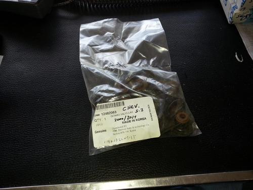 gomas de valvula chevrolet 5.3 (16gomas)