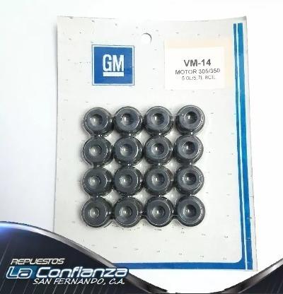 gomas de válvula chevrolet motor 305-350