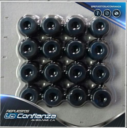 gomas de valvula toyota corolla 1.6l-1.8l/araya/avila