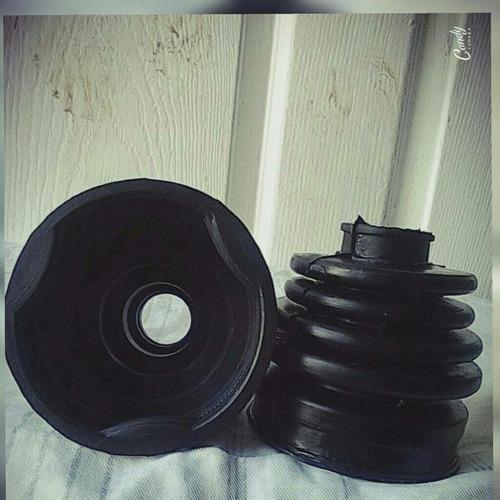 gomas guardapolvo tripoide lado rueda y caja ford  fucos