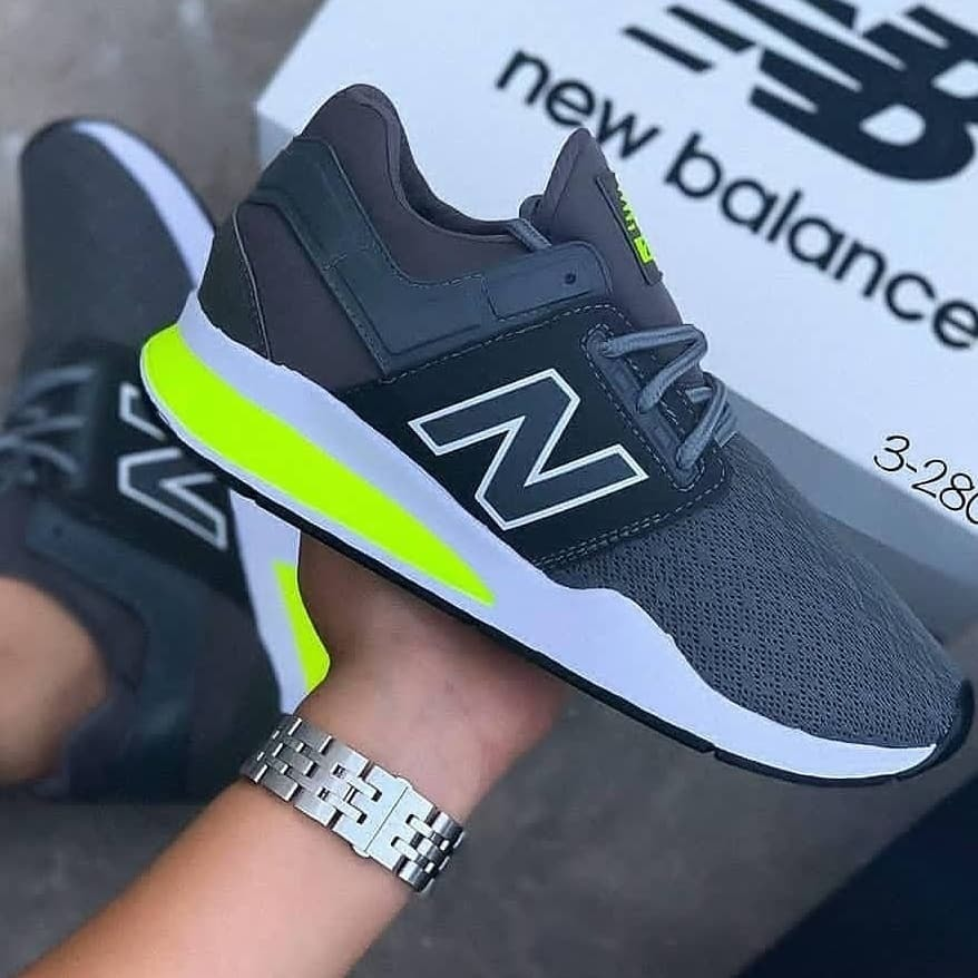 gomas new balance