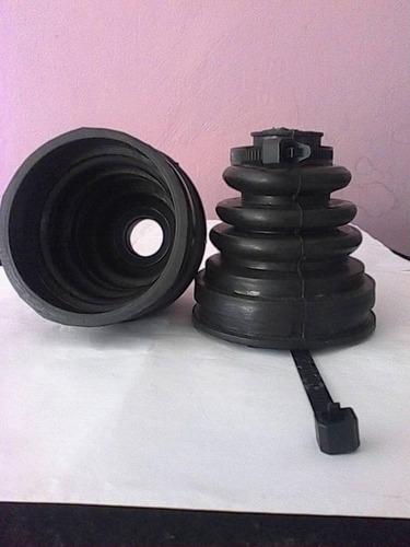 gomas tripoide lado rueda y lado caja toyotas corolla (vario