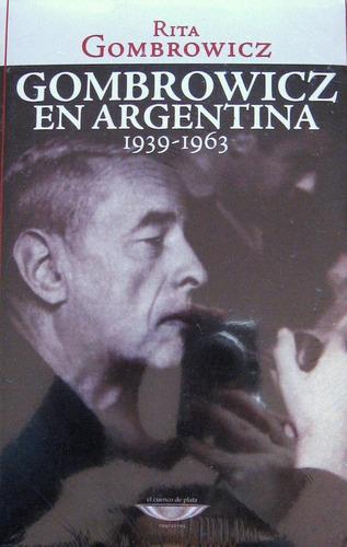 gombrowicz en argentina, rita gombrowicz, cuenco de plata