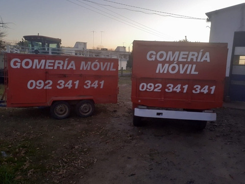 gomeria móvil 24 horas