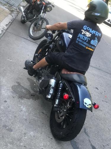 gomeria móvil y mecánica de motos a domicilio