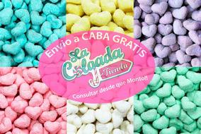 a7e9de49376a Gomitas Corazon Color 500grs Candy Bar La Colgada Tienda F1