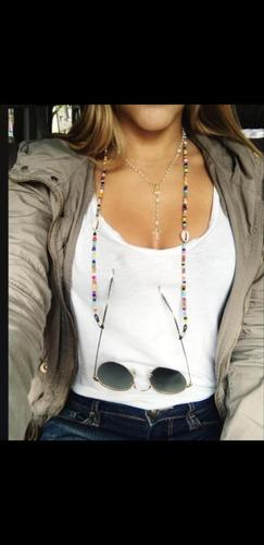gomitas para lentes moda collares bisuteria oferta regalos