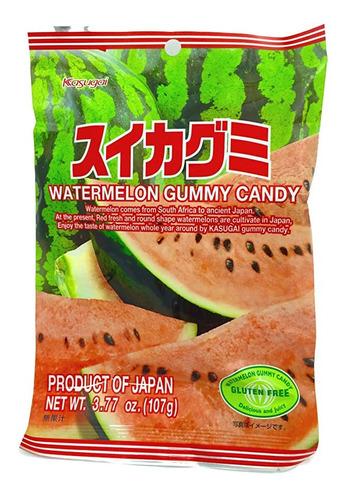gomitas sabor sandia kasugai suika japonesas