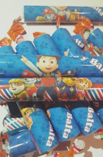gomitas tubo personalizadas!!!!