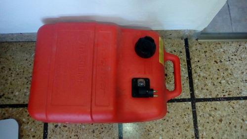 gomon 3.30 con motor 15 hp 2t power-tec  sin uso
