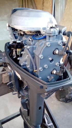 gomon 3.90 con motor 25 hp  yamaha