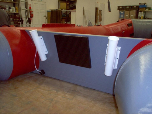 gomón auxiliar enrollable alovecs az-250- práctico y liviano