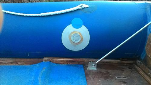 gomon con trailer reglamentario (sin motor)