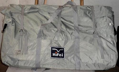 gomon desarmable hifei con piso de aluminio 380