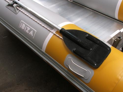 gomon desarmable ibiza 420fr piso de aluminio semirrigido