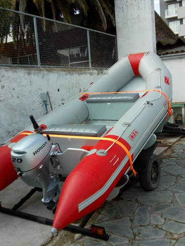 gomon desarmable nacional ibiza 390explorer piso de aluminio