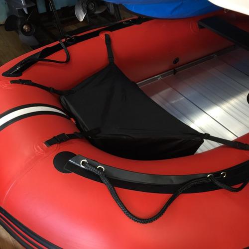 gomon desarmable piso aluminio 4.80 m torque marine