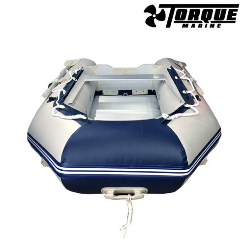 gomon desarmable torque marine 3 mts con motor tohatsu 5 hp