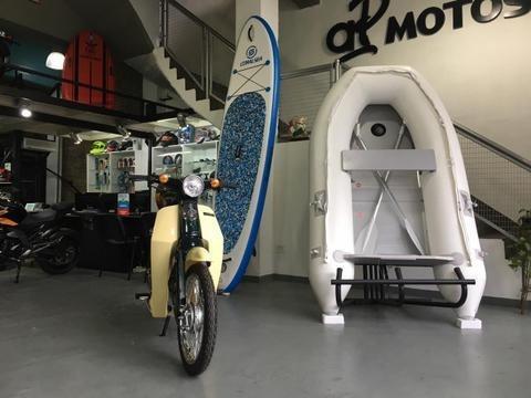 gomon inflable bote para pesca hifei hso 200 ap nautica