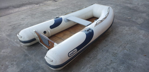 gomon inflable brasil zefir 2,80 impecable nautica milione