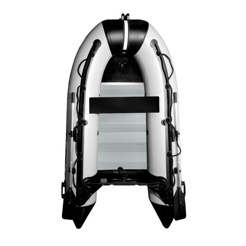 gomon inflable piso aluminio 2.3 m torque marine valvula seg