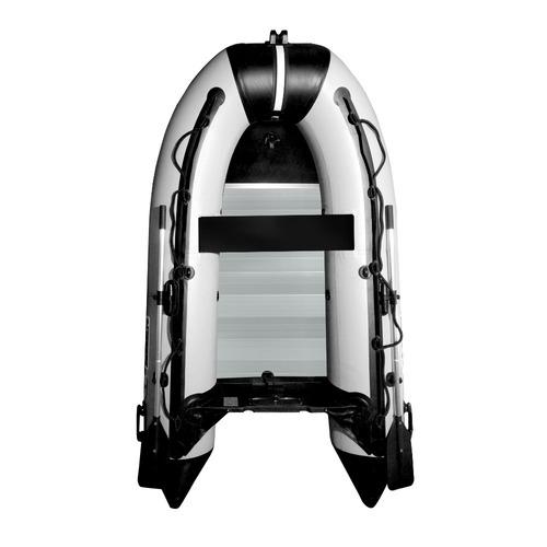 gomon inflable piso aluminio 2.30m torque marine válvula seg