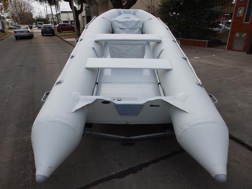 gomon inflable power tec 4,20 2020 oferta nautica milione 4