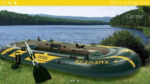 gomon seahawk 4 personas 0km